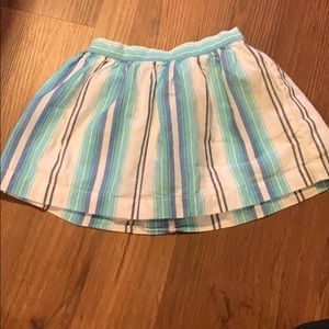 Toddler Gap Kids cotton striped skirt 18-24months